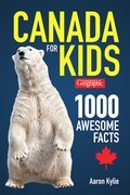 Cover image for Canadian Geographic Canada for Kids